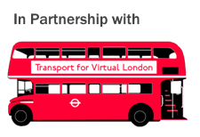 In partnership with Transport for Virtual London (TFVL)